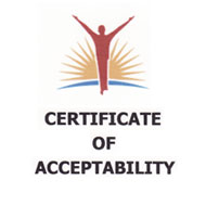 cert-of-acceptability